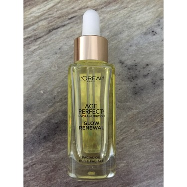 L'Oreal Age Perfect Hydra-Nutrition Glow Renewal Facial Oil