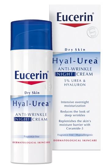 Eucerin Hyal-Urea noćna krema