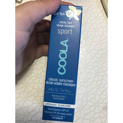 Coola Body Classic Sunscreen