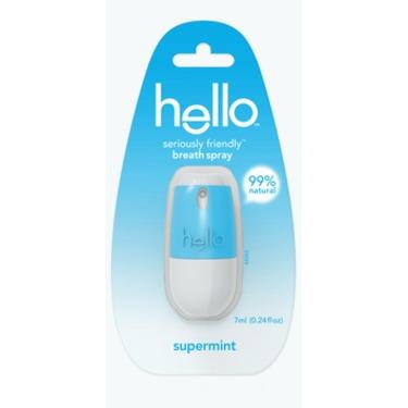 Hello Breath Spray
