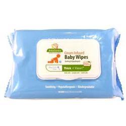 Babyganics Cream Infused Baby Wipes