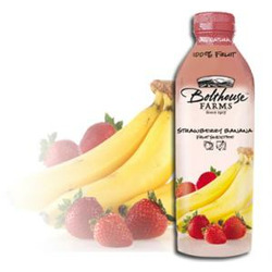 Bolthouse Farms Strawberry Banana Fruit Smoothie
