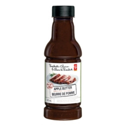 Presidents Choice Apple Butter Bbq sauce