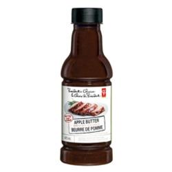 Presidents Choice Apple Butter Bbq sauce