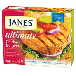 JANES CHICKEN BURGER{ULTIMATE SUBLIME