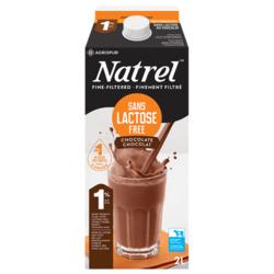 Natrel Lactose Free Chocolate Milk