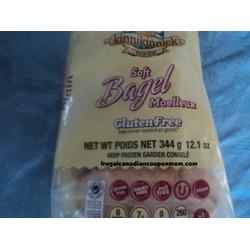 Kinnikinnick's Gluten Free Bagels