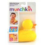 Munckin Safety Bath Ducky