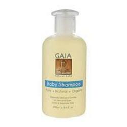 Gaia Baby Shampoo
