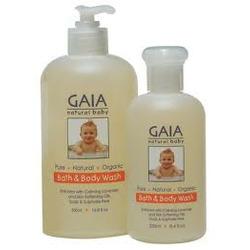 Gaia Bath & Body Wash