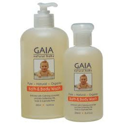 Gaia Bath & Body Wash