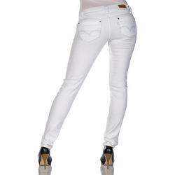 Levi's White Skinny Jeans