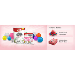 Duncan Hines Frosting Creations - Bubble Gum