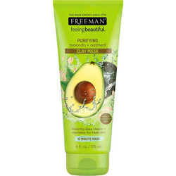Freeman Beautiful Face Avocado & Oatmeal Purifying Clay Masque