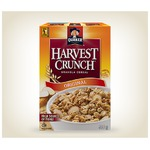 Quaker Harvest Crunch Cereal Original