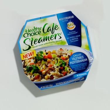 Healthy Choice Gourmet Steamers Mediterranean Grilled Vegetables