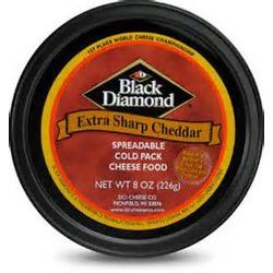 Black Diamond Cheese Spread