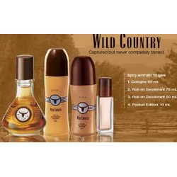 Avon's Wild Country Scent for Men