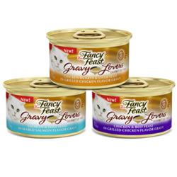 Fancy Feast Gravy Lovers Gourmet Cat Food