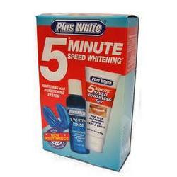 Plus White 5 Minutes Speed Whitening