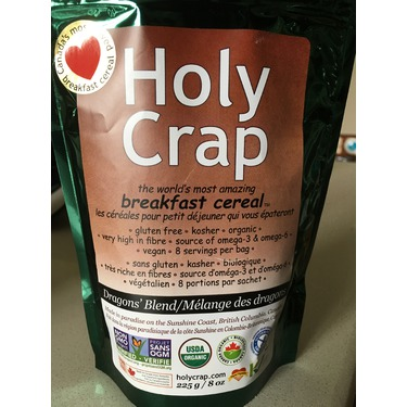 Holy Crap Cereal
