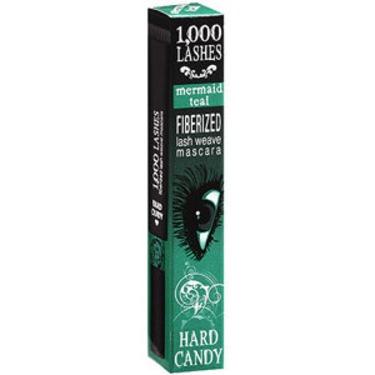 Hard Candy 1000 Lashes Fiber Mascara in Mermaid Teal