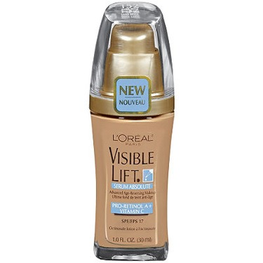 L'Oreal Visible Lift instant anti-aging Makeup