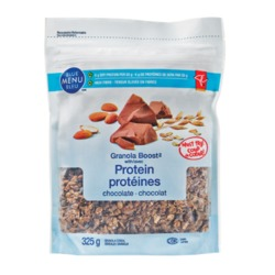 PC Blue Menu Chocolate Granola Boost with Protein