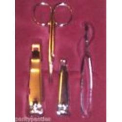 donna michelle 4-pc manicure set