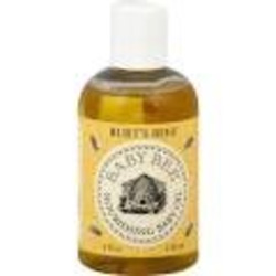 Burt's Bees Apricot Baby Oil