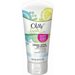 Olay Shine Control Face Wash