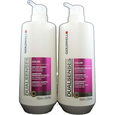 Goldwell Dual Senses Color Shampoo/Conditioner