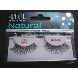 Ardell Strip Lashes - Natural Black #120 demi