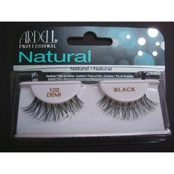 Ardell Strip Lashes - Natural Black #120 demi