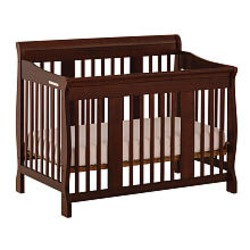 Stork Craft Tuscany Crib - 4 in 1 stages