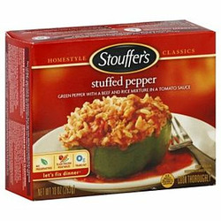 Stouffer's stuffed peppers