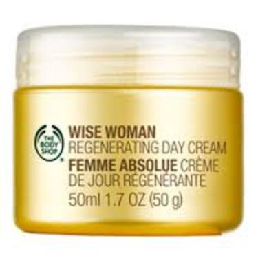 The Body Shop Wise Woman Regenerating Night Cream