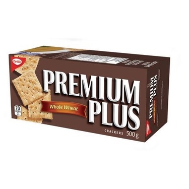 Premium Plus Whole Wheat Crackers