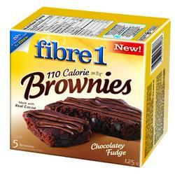 Fiber One 110 Calories Brownies