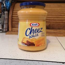 Kraft Cheez Whiz Cheese Spread