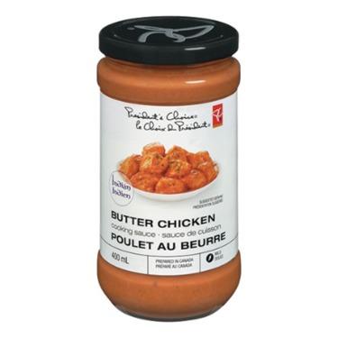 PC butter chicken sauce