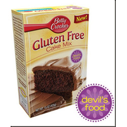 Betty Crocker Gluten Free Cake Mix