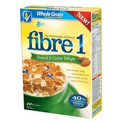 Fibre 1 Almond & Cluster Delight