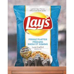 Lay's Perogy Platter Chips
