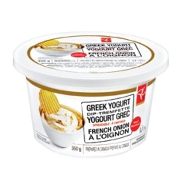 Presidents Choice Greek Yogurt Dip