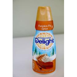International Delight Pumpkin Pie Spice