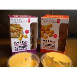 President's Choice Mini Hummus