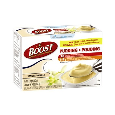 BOOST® Pudding
