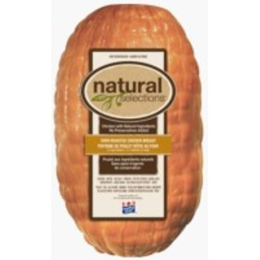 Natural Selections Oven Roated Chicken Breast