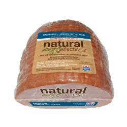Natural Selections Uncured Baked Ham